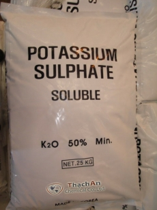 K2SO4 - Potassium sulfate